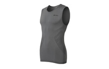 Odlo Men Singlet crew neck EVOLUTION LIGHT castlerock